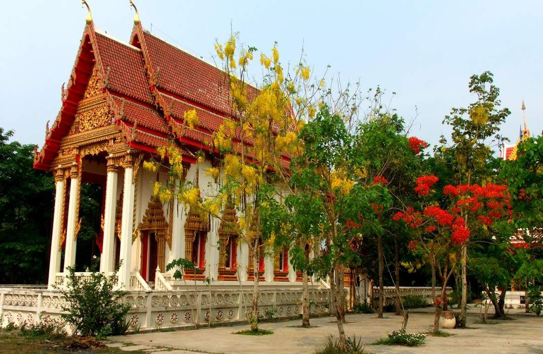 Thaïlande. Udonthani. Le Wat Tha Khaek
