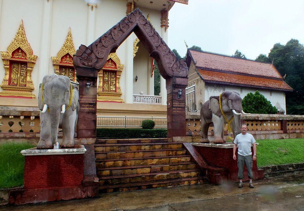 Séjour d'Yvon en Thaïlande: Journées du 10 au 13 octobre 2015