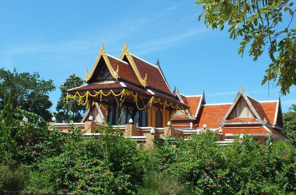 Séjour d'Yvon en Thaïlande: Journées du 14 au 15 octobre 2015