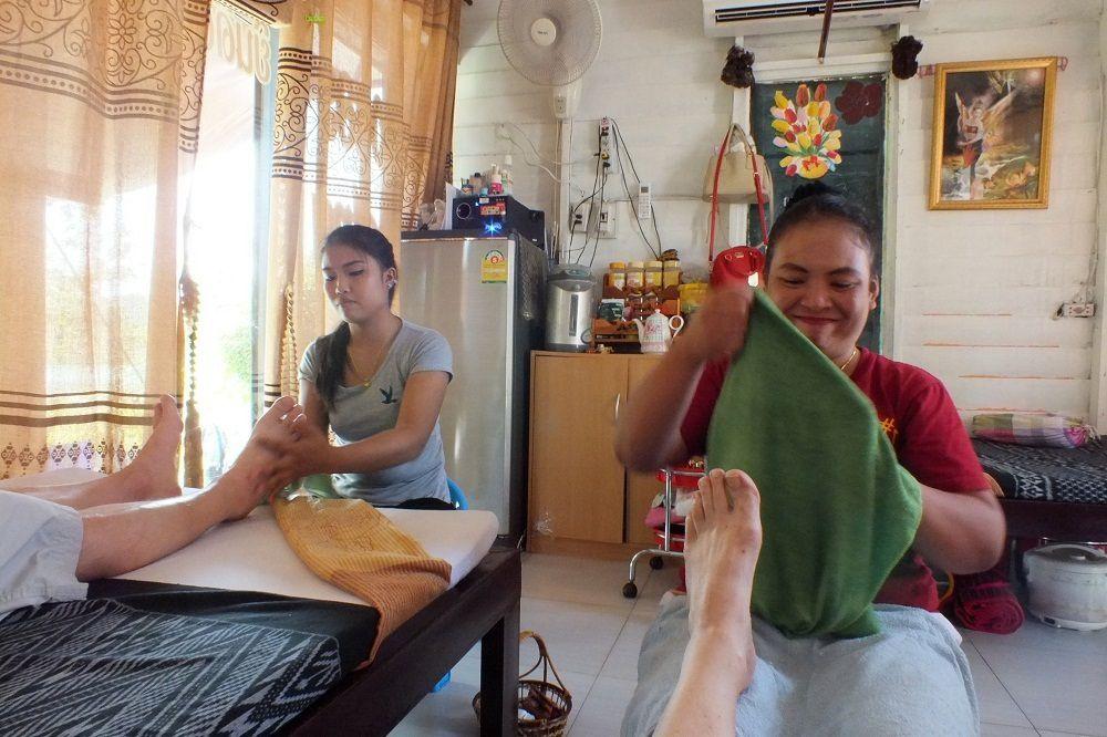 Séjour d'Yvon en Thaïlande: Journées du 16 au 19 octobre 2015