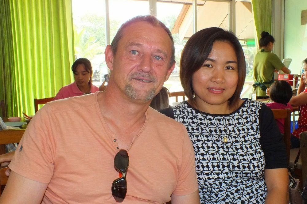 Séjour d'Yvon en Thaïlande: Journées du 20 au 25 octobre 2015