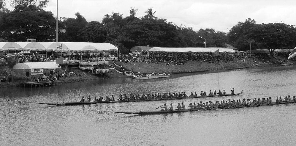 7 et 8 novembre 2015: Course de Pirogues à Kumpawapi