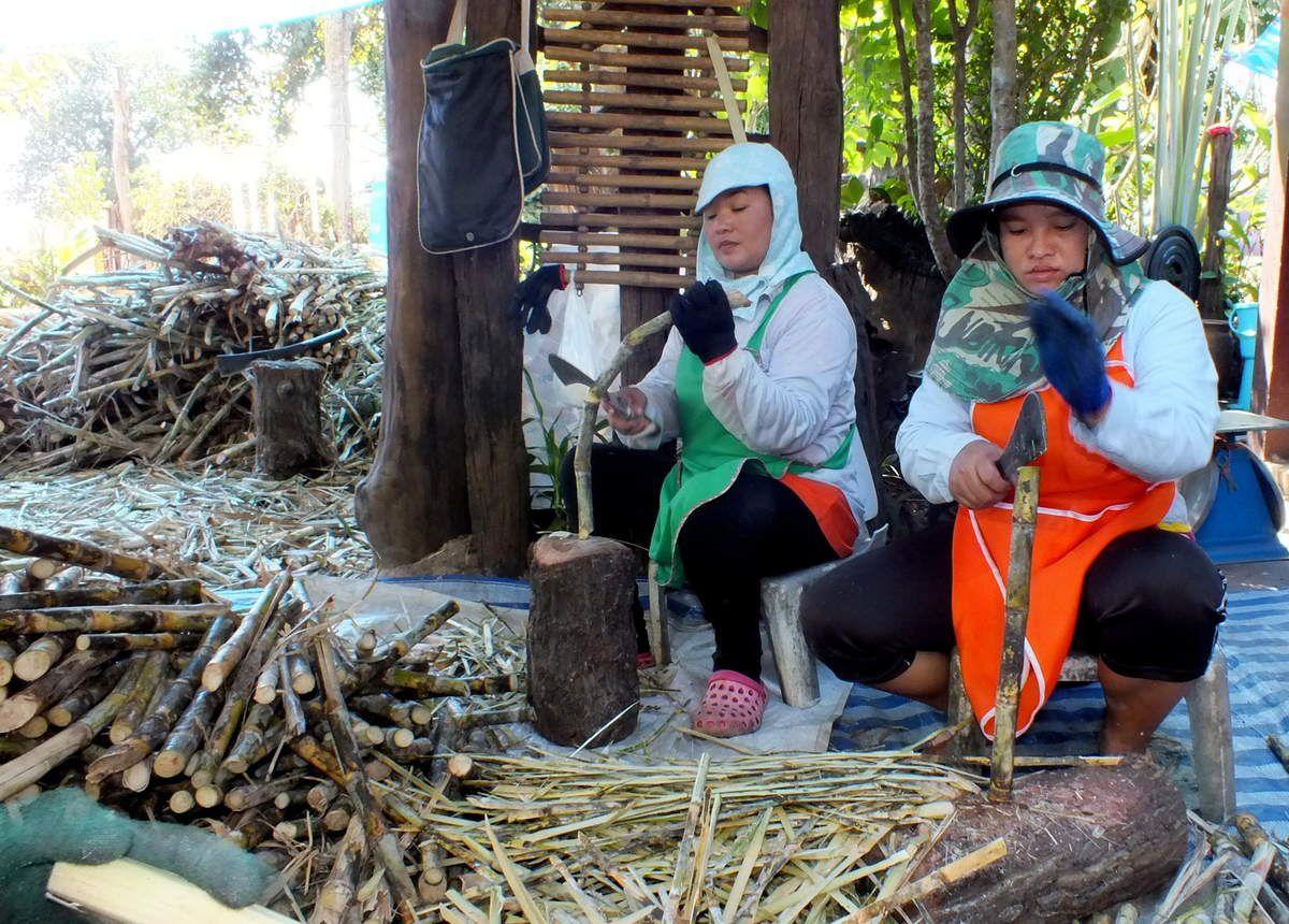 Thaïlande: Nong Khai: Le « Rhum Issan »