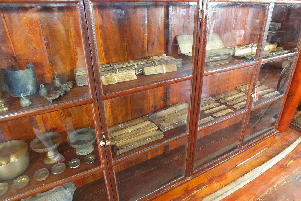 Udonthani: Visite du Musée du Wat Bua Chum