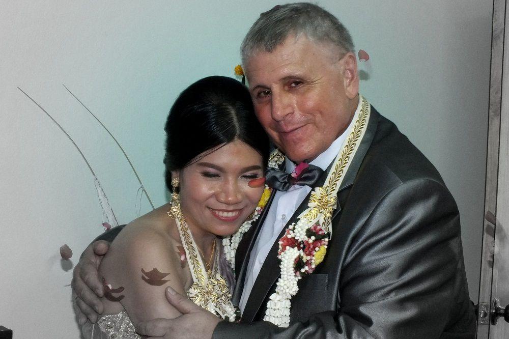 29 novembre 2015: Udonthani : Mariage de Chanidapa et Bernard