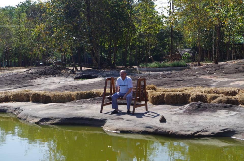 19 décembre 2015 : Udonthani : Balade au parc « Phuhinjomtat Forest Park »