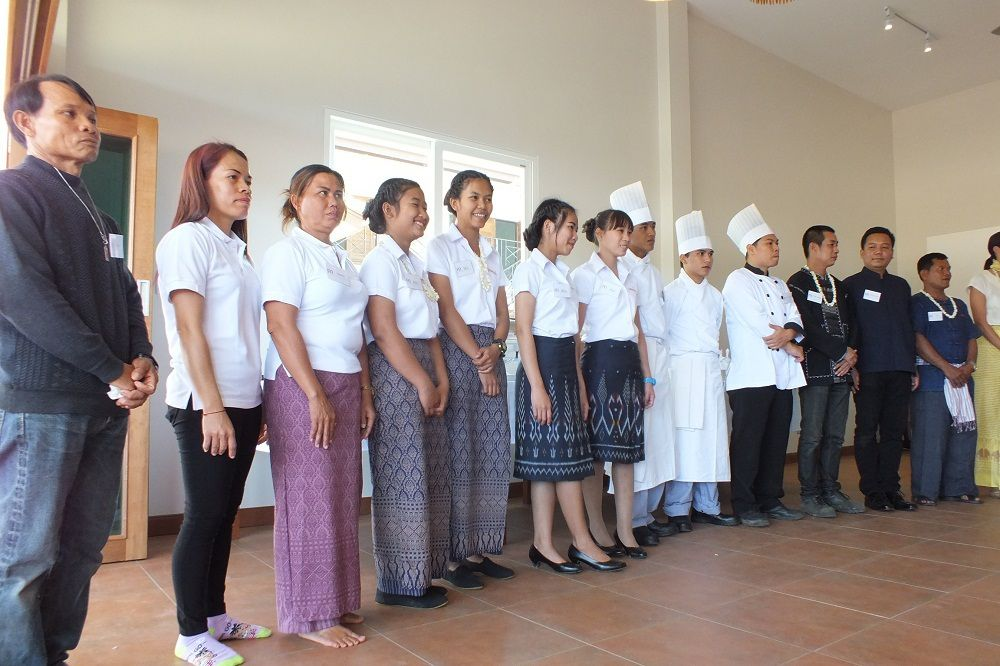 5 février 2016 : Invitation à l'inauguration du Centre « PIMALI »
