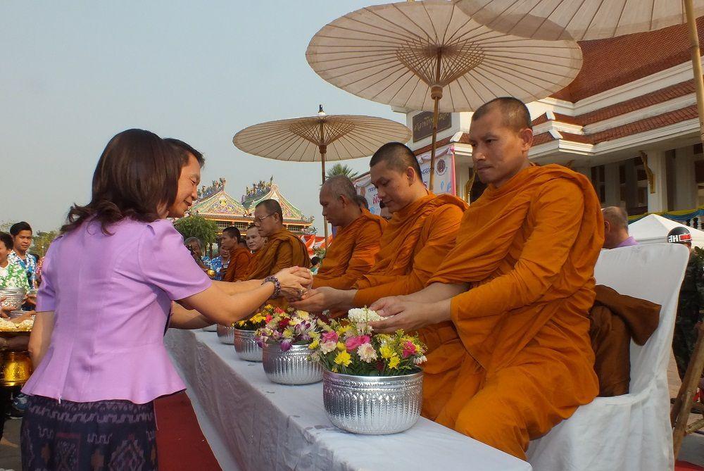 13 au 15 avril 2016: Udonthani. Songkran 2016 (Nouvel an thaïlandais)
