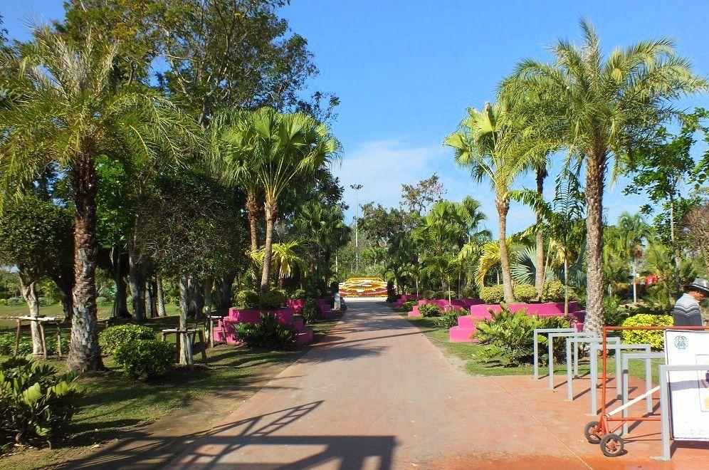 Udonthani: Parc Nong Prajak: Le « DINOPARK »