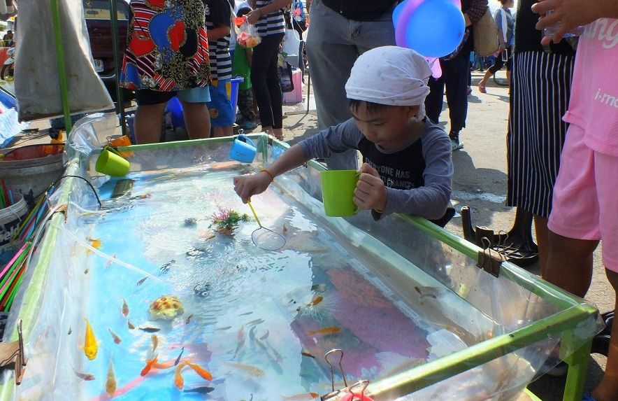 14 janvier 2017: Udonthani, journée des enfants (1e partie)