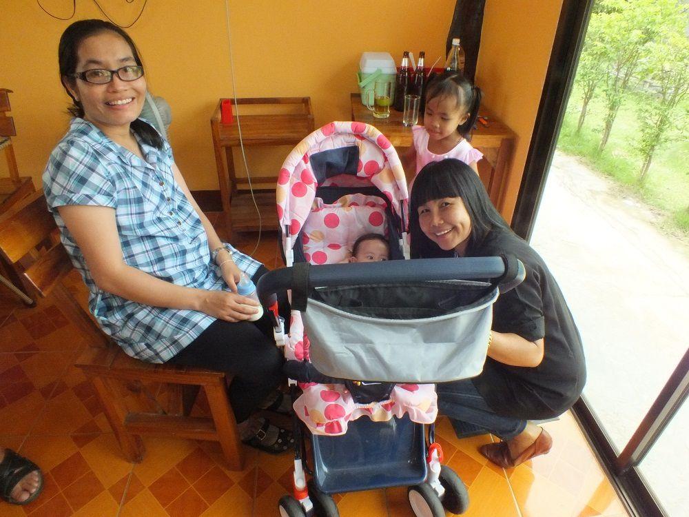 """Thaïlande: Le restaurant """"LabMoumon"""" d'Udonthani"""
