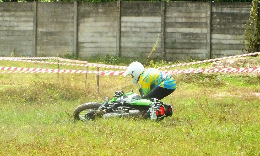23 et 24 septembre 2017. Enduro motos d'Udonthani.