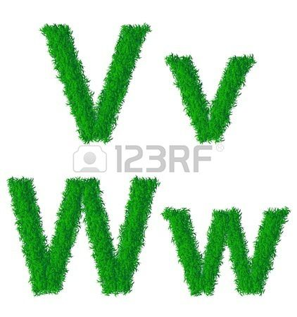 http://fr.123rf.com/photo_8466397_sweet-candy-font-v-w-x-letters-isolated-over-white.html