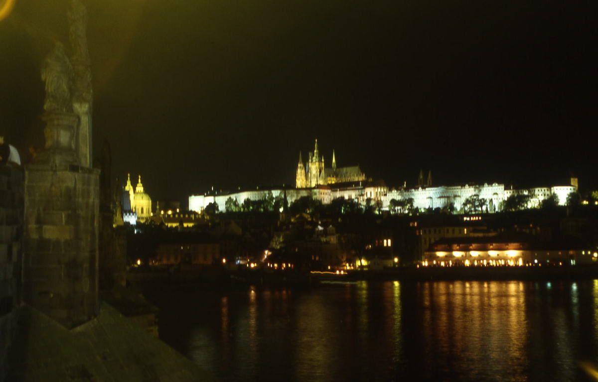 Prague de nuit