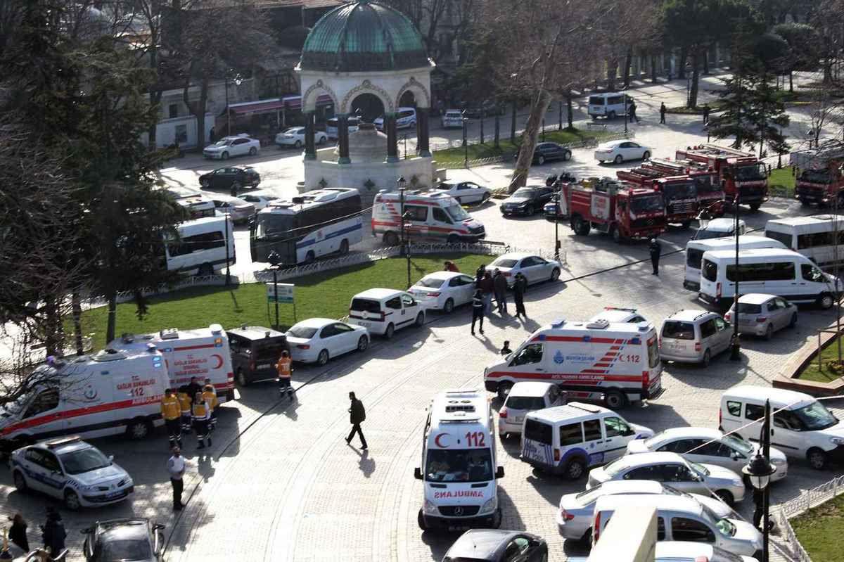 Le Parti communiste (Turquie) à propos de l'attentat d'Istanbul (14 janvier 2016)