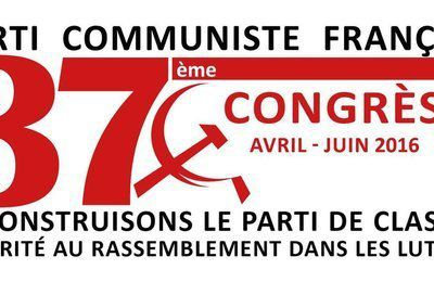 """Reconstruct the Party of Class! Our Priority is Unified Class Struggle."" - Programme for the 37th Congress of the FCP - PCF"