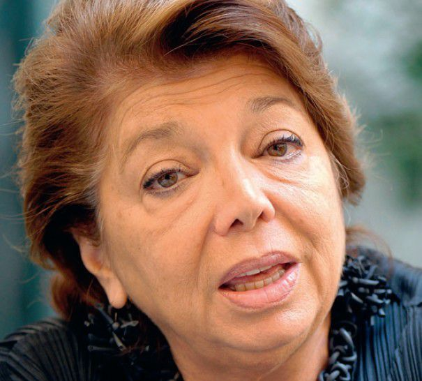 Leïla Shahid juge feu Shimon Peres &quot&#x3B;assez sévèrement malheureusement&quot&#x3B;