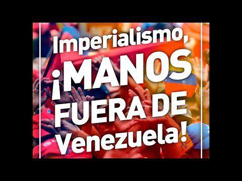 Le Venezuela exige le respect