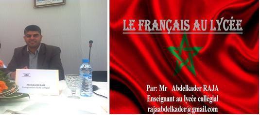 Le directeur du Français au Lycée participe à un colloque national à Safi