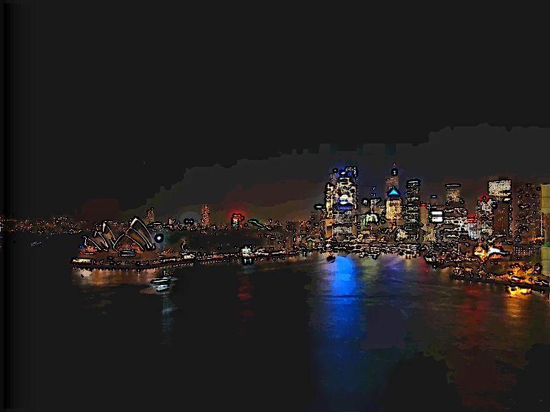Sydney !
