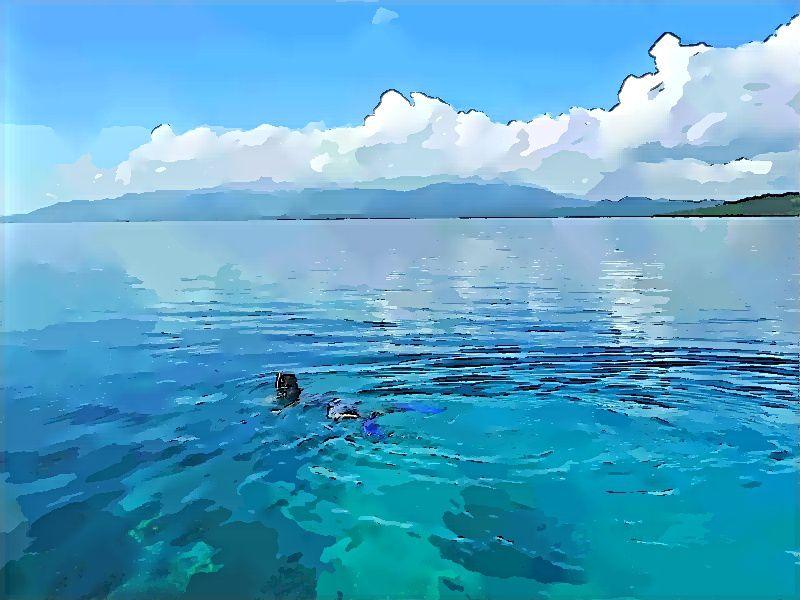 Penyelaman di pulau Menjengan