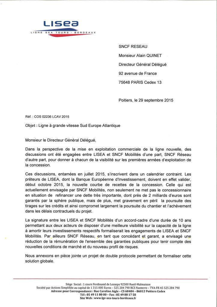 LGV Paris-Bordeaux: Vinci et la CDC mettent la pression sur la SNCF