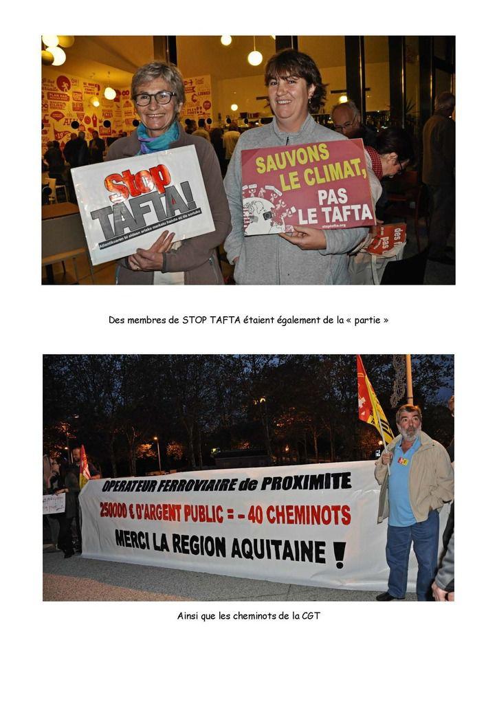 Elections régionales 2015 : Débat de 5 candidats/e à Quintaou-Anglet le 4/11/15