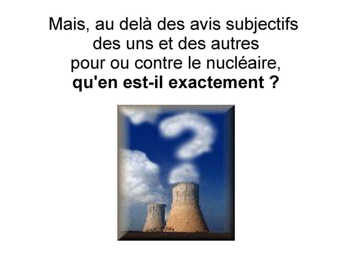 Cop21 : le nucléaire peut-il aider à limiter le changement climatique ?