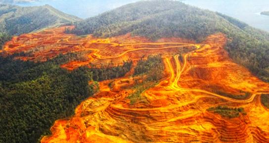 Le prix humain et écologique de l'industrie minière