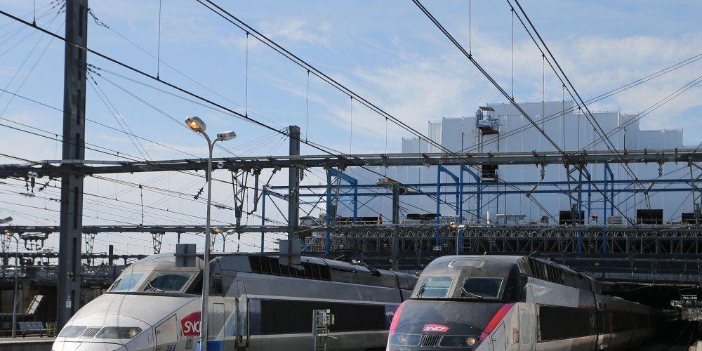 Le projet initial de la SNCF prévoyait une moyenne de 13,5 TGV entre Bordeaux et la capitale. © Quentin Salinier/« sud ouest »