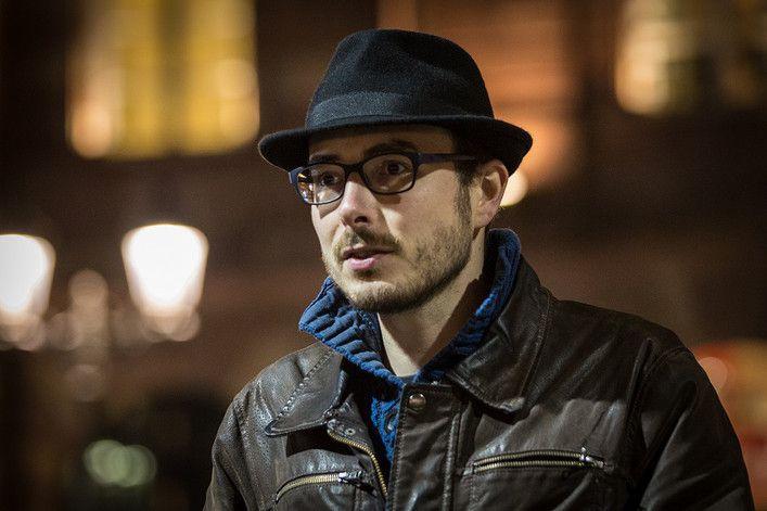 Antoine Deltour, le lanceur d'alerte à l'origine de l'affaire Luxleaks.