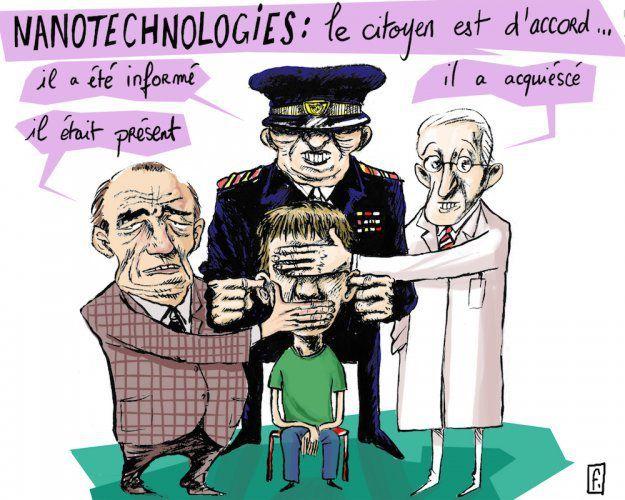 Comment s'est élaborée « l'acceptabilité sociale » des nanotechnologies