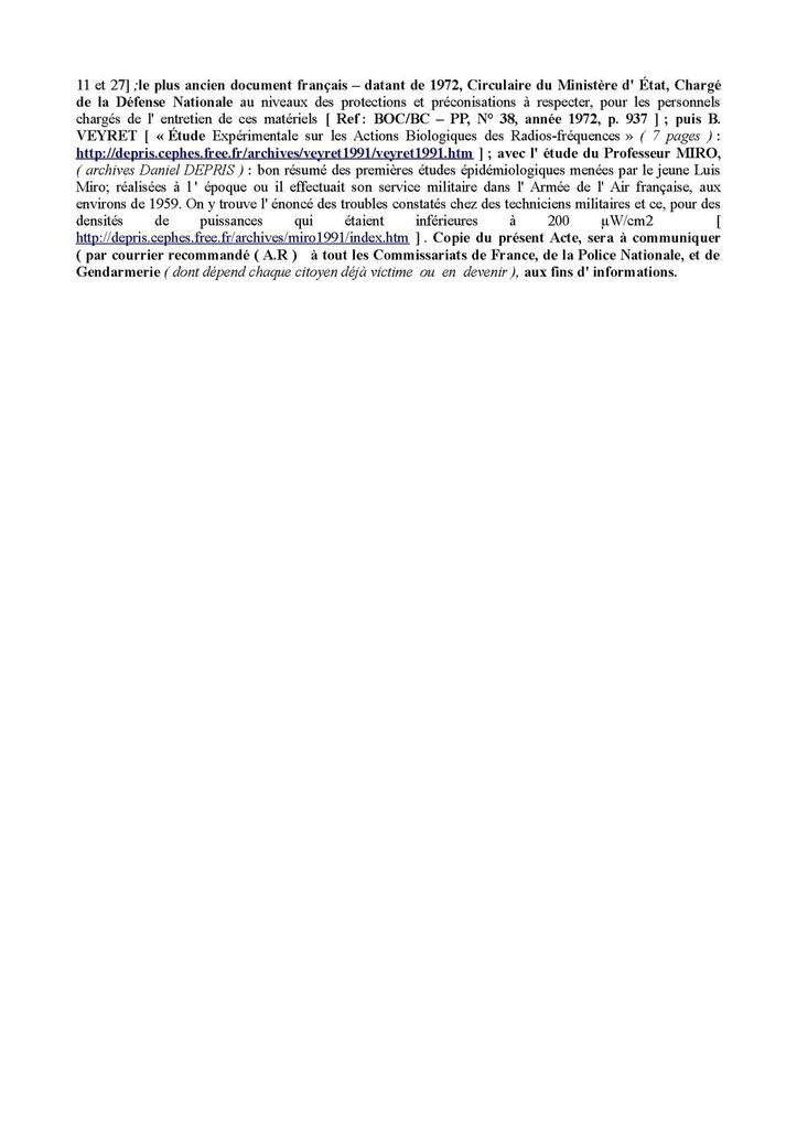 ENEDIS/ERDF doit faire cesser les « troubles illicites » commis par les « poseurs de LINKY »