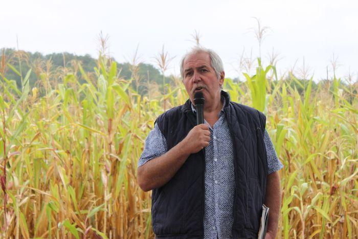 Bertrand Lassaigne est allé au Guatemala à la recherche de semences libres.