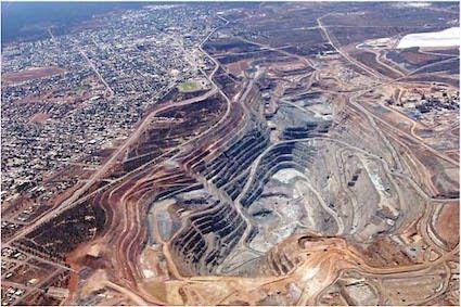Bref résumé des pratiques des sociétés juniors dans l'industrie minière