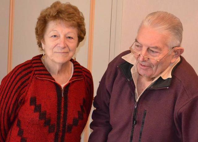 Ninon et Jean Pelle remettent en route le disjoncteur électrique quinze fois par jour depuis la pose du compteur Linky.