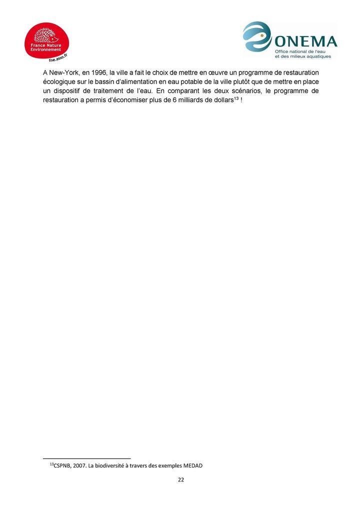 Restauration de la continuité écologique des cours d'eau et des milieux aquatiques, idées reçues et préjugés