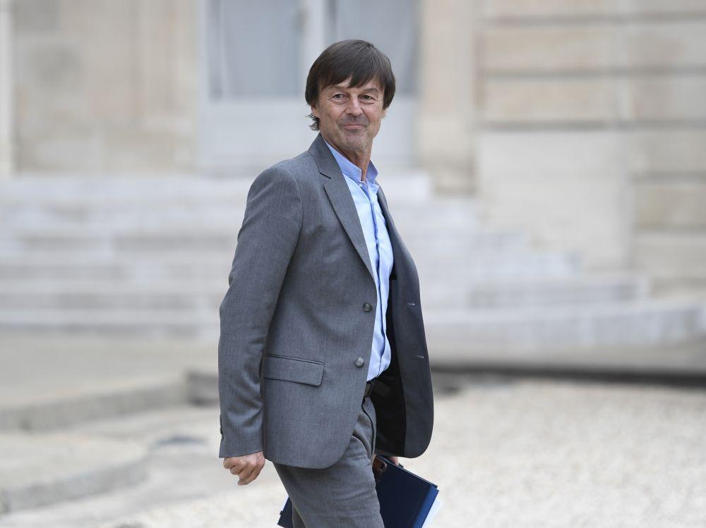 L'hebdomadaire satirique épingle le nouveau ministre de la Transition écologique et sa lucrative fondation Eole.