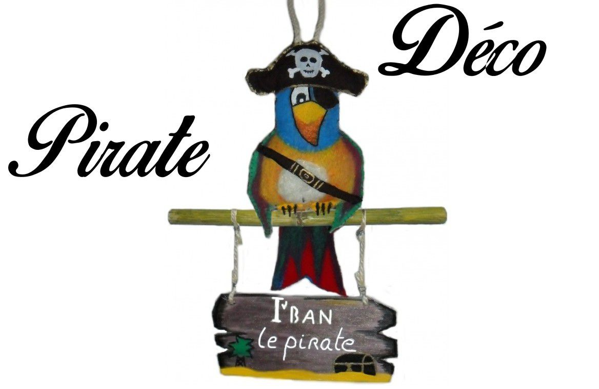 déco pirate
