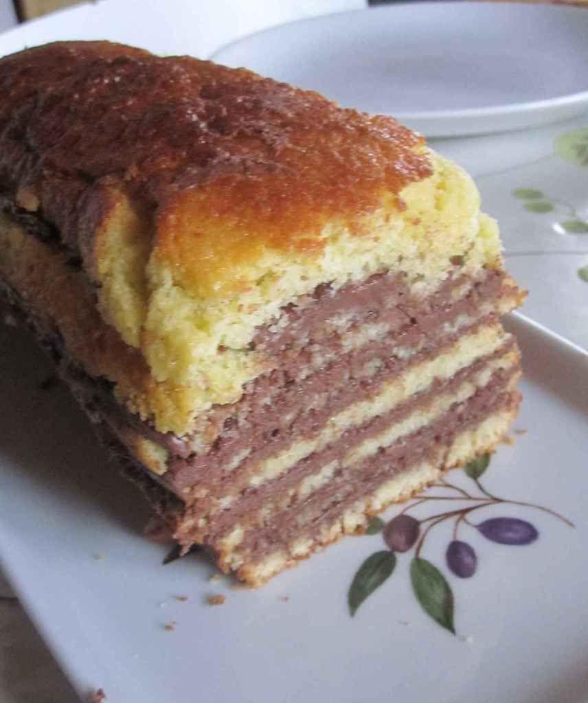 """Le gâteau """"sept couches"""""""