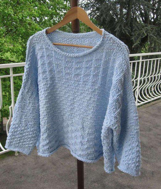 tricots en cours ou fini : la liste
