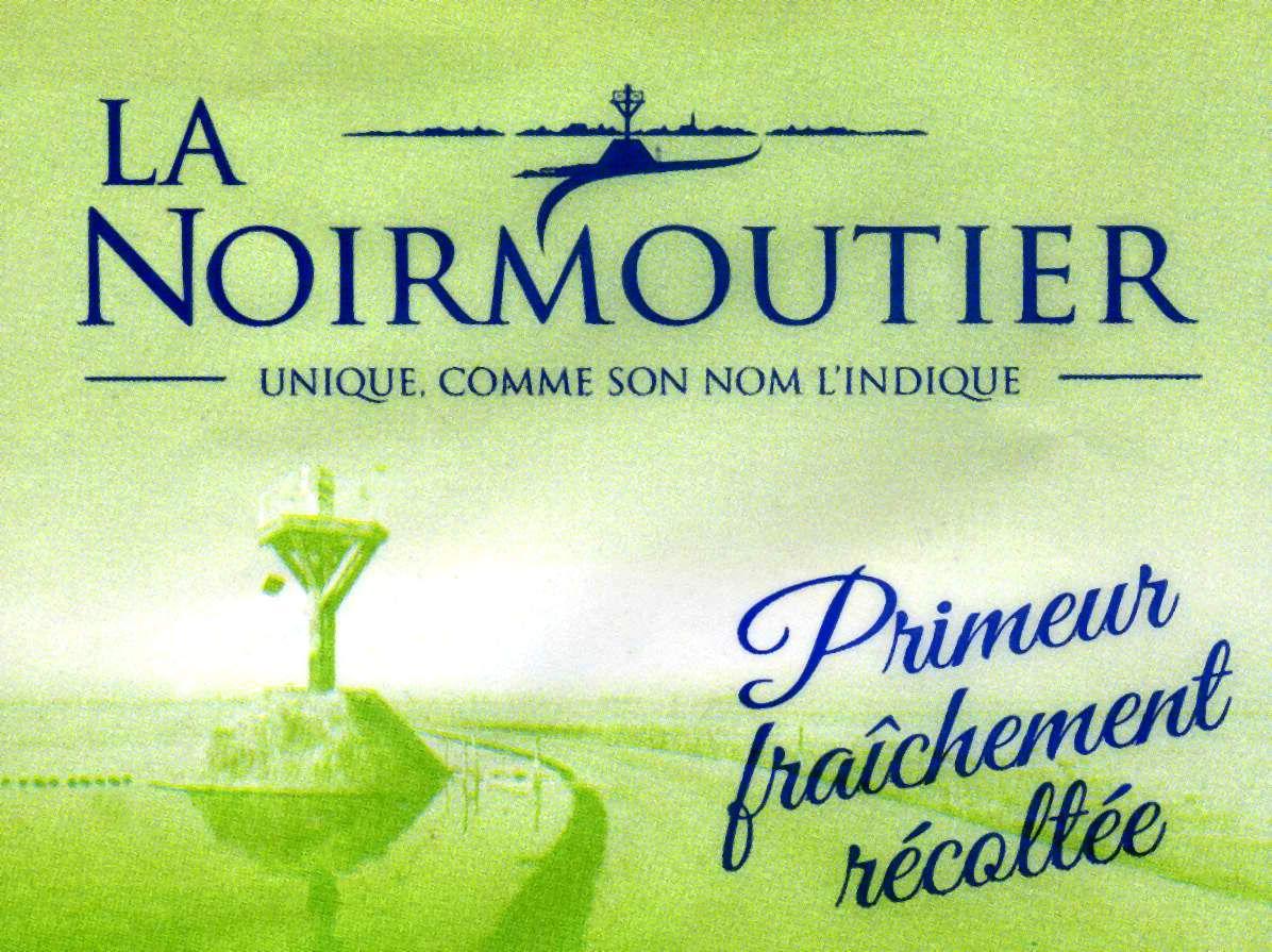 Pommes de terre &quot&#x3B;primeur&quot&#x3B; de l'île de Noirmoutier cuites au four