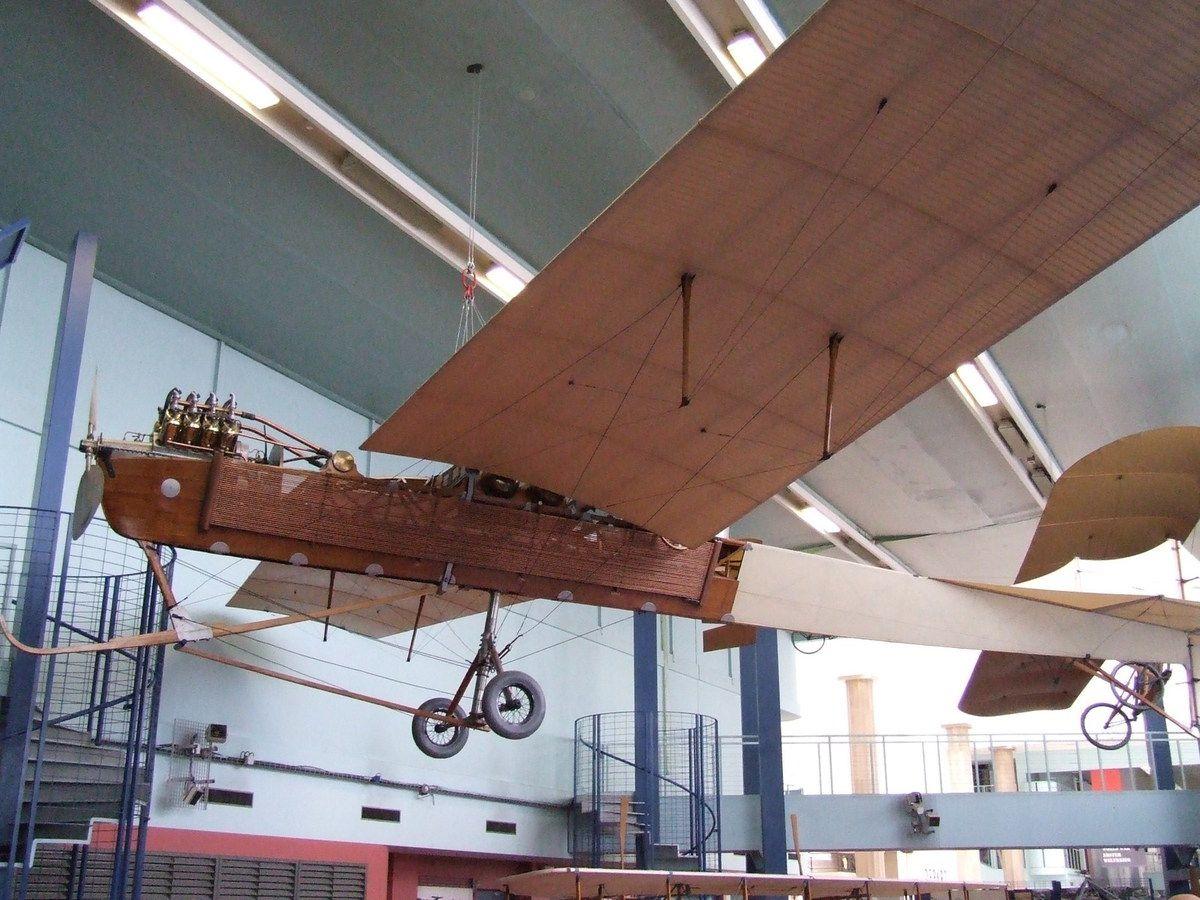 Musée de l'air et de l'espce du Bourget - volet 1