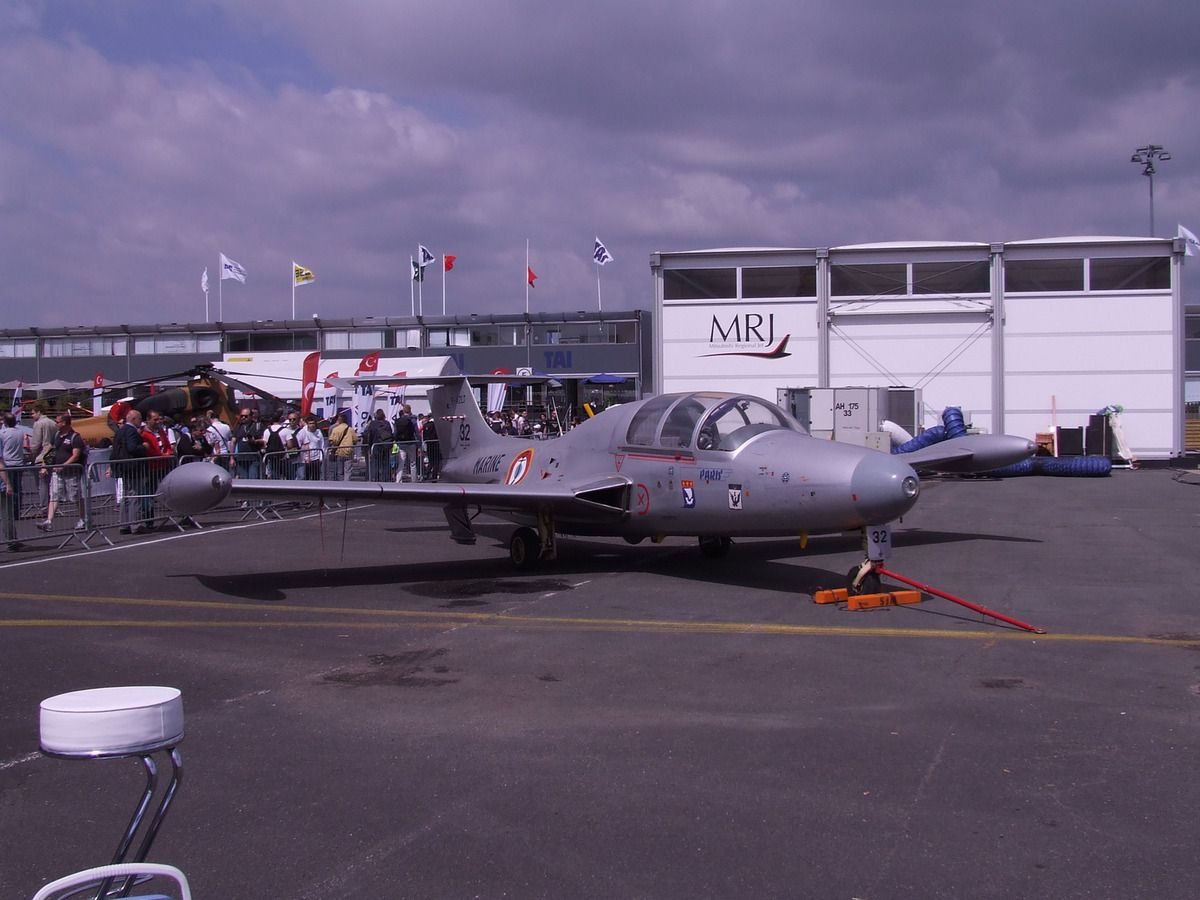Musée de l'air et de l'espace du Bourget - volet 5
