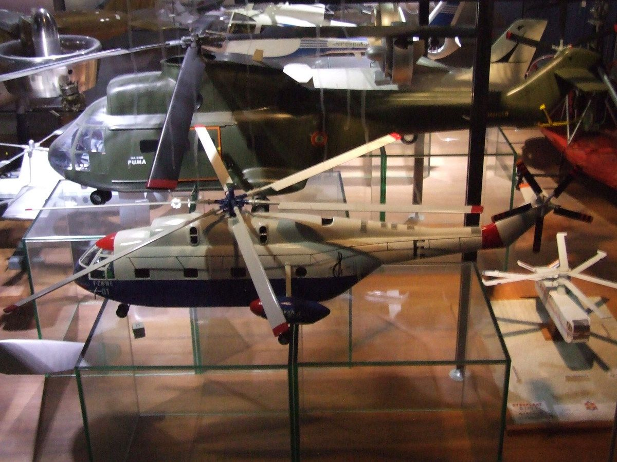 Musée de l'air et de l'espace du Bourget - volet 6