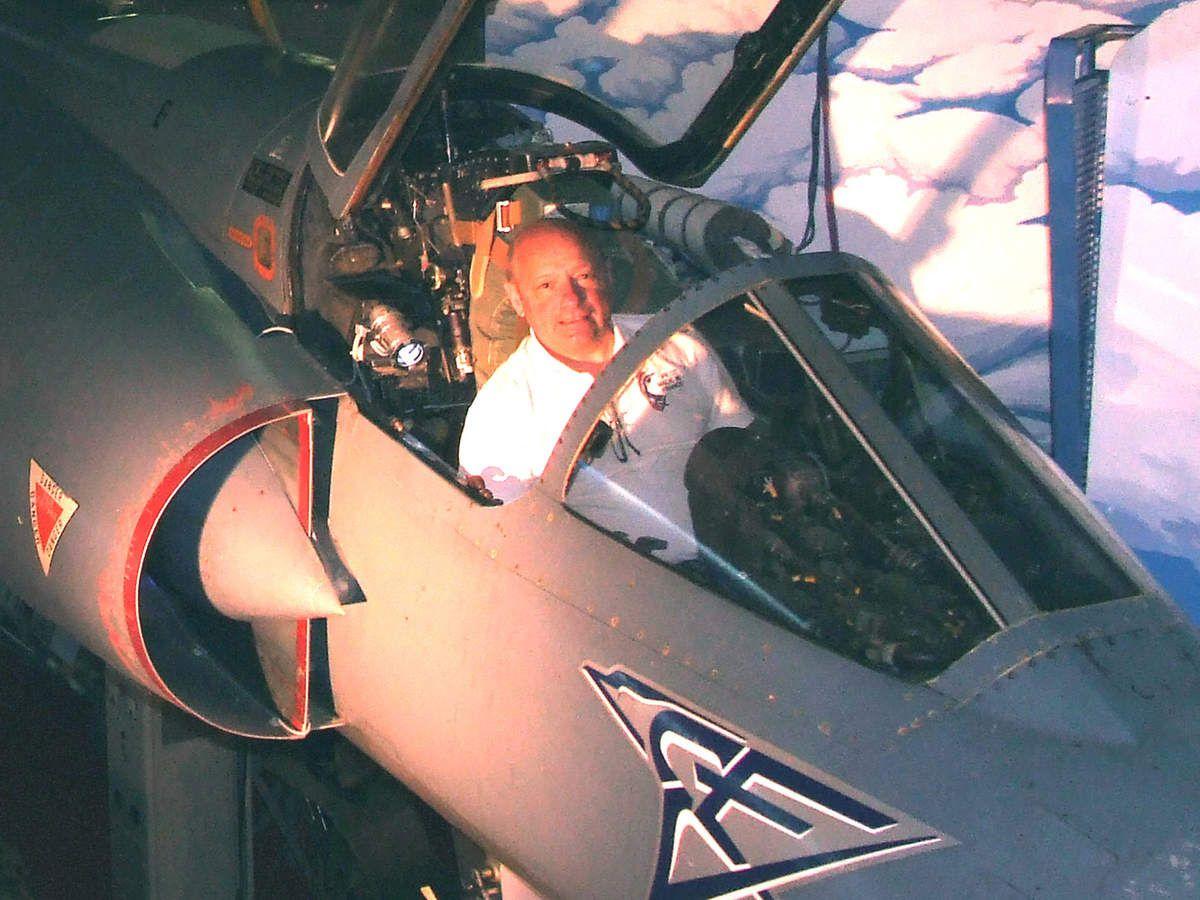 Tableau de bord du Mirage IIIC