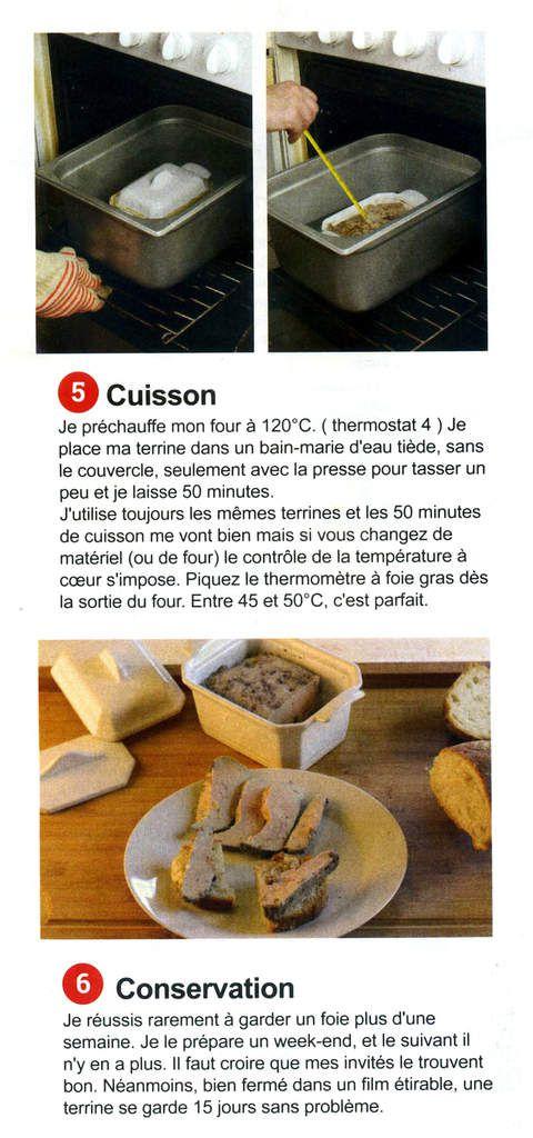Foie gras mi-cuit
