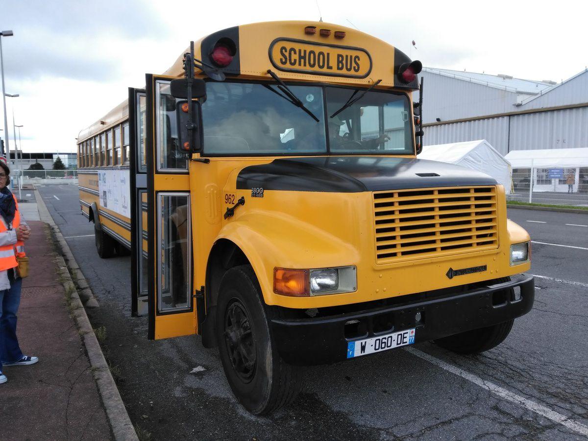 Service de navettes par bus pour les journées du patrimoine 2017