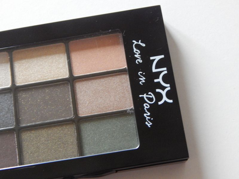 [ NYX Cosmetics ] Palette Love in Paris