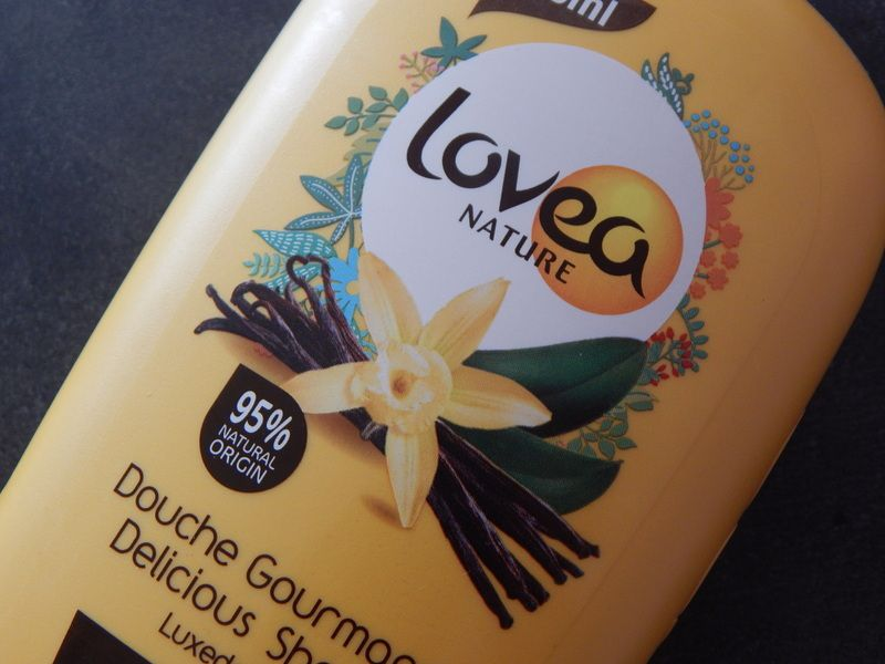 [ Lovea ] Douche gourmande à la vanille